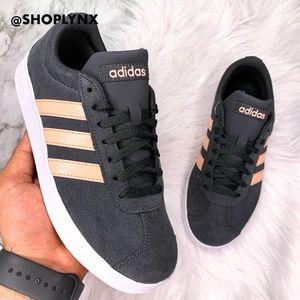 Adidas VL Court 2.0 Gray Sneaker